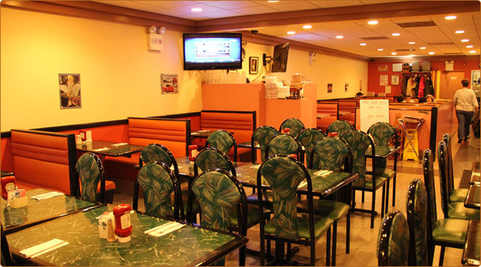 Mikes Diner Astoria Ny 11105 American Diner Catering